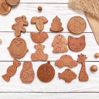 Печеньки из бука