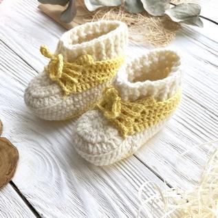 Пинетки-кроссовки