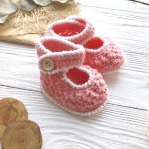 Пинетки-сандали