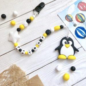 Пингвинчик с именем